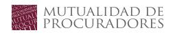 Mutualidad de Procuradores Logo