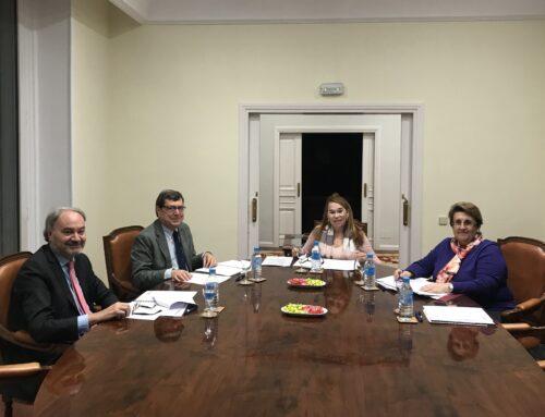 Reunión del Patronato de la Fundación