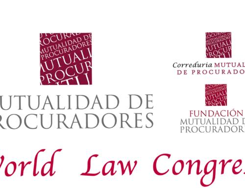 La Mutualidad de Procuradores, la Correduría y la Fundación patrocinadores del World Law Congress