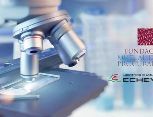 Nuevo acuerdo de la Fundación Mutualidad de Procuradores con los Laboratorios Echevarne