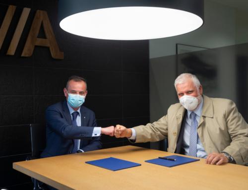 La Mutualidad renueva su convenio de colaboración con Abanca
