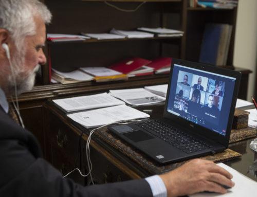 La Mutualidad y el Colegio de Procuradores de Madrid organizan una jornada informativa sobre Mutualidad y RETA